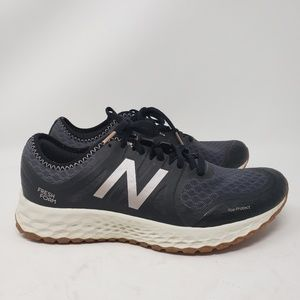 Women's New Balance black Kaymin trail size 10